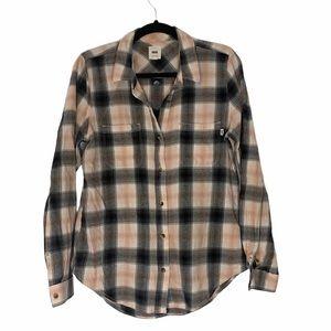 Vans | Box Flannel Men's Button-Up Shirt